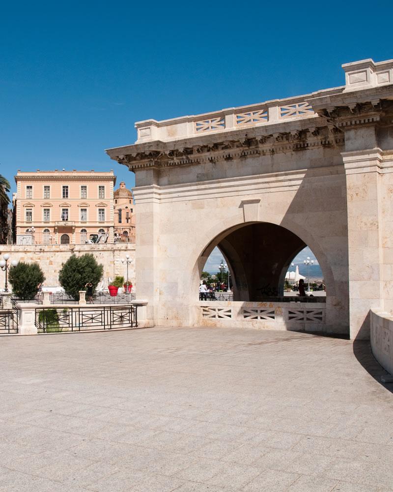 Bastione Saint Remy  Hotel Mare Pineta