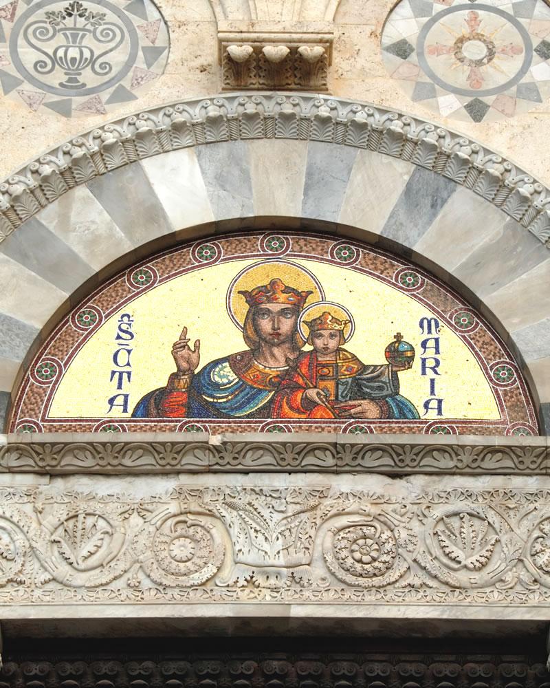 Duomo di Cagliari Hotel Mare Pineta