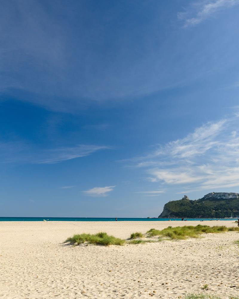 Le spiagge di Cagliari Hotel Mare Pineta