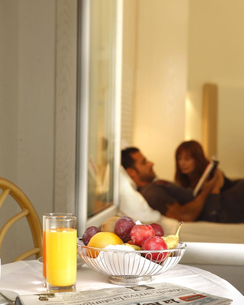 Camere Hotel Mare Pineta